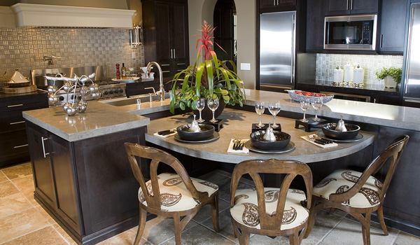Adding Granite counters to Your Luxury Kitchen